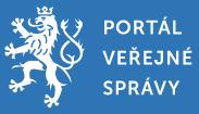 Logo - Portál veřejné správy